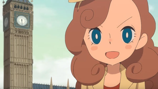 Layton's Mystery Journey: Katrielle and The Millionaires' Conspiracy DX