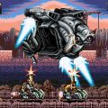 Three Minutes Of Blazing Chrome Gameplay