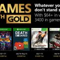 Xbox Live Gold Free Games For July 2018 Announced