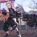 God Eater 3 Zeke Pennywort, Barbarius, And Returning Aragami Screenshots