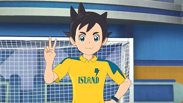 Inazuma Eleven Ares 'Asuto Inamori's Soccer Classroom